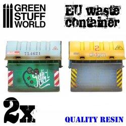 画像3: グリーンスタッフワールド[GSWD-1976]EU廃棄物収容コンテナ