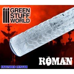 画像1: グリーンスタッフワールド[GSW-1993]ローリングピン ローマ帝国風舗装路