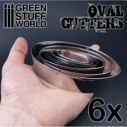 画像3: グリーンスタッフワールド[GSWD-1998]楕円形型ベース切り出し用楕円カッター