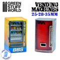 グリーンスタッフワールド[GSWD-2099]自動販売機