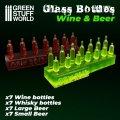 グリーンスタッフワールド[GSWD-2200]ワインボトル&ビール瓶セット