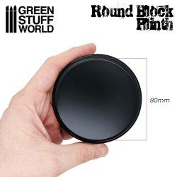 画像2: グリーンスタッフワールド[GSWD-2210]ラウンドトップディスプレイ(円形台座)8センチサイズ