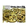 グリーンスタッフワールド[GSWS-9151] Real Vintage CLOCK WHEELS - antique brass
