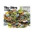 グリーンスタッフワールド[GSWS-9180]SteamPunk GEARS and COGS Beads 85gr *** 10 mm