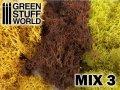 グリーンスタッフワールド[GSWD-71]アイランドモス 黄色・茶色ミックス