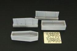 画像1: Hauler[HLF48007]1/48棺桶