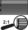 Hauler[HLU35001]1/35極細帯金セット 0.3-1.0mm