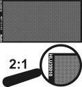 Hauler[HLU35010]1/35極小金網(1.3mm×0.9mm格子)(面積100mm×50mm)