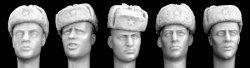 画像1: Hornet[HRH06]ソビエトウシャンカ冬季帽(5種)