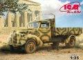 ICM[ICM35411] 1/35 独・フォードV3000Sカーゴトラック1941年