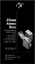 K59[C-007]2cm flak 38 Ammo kit