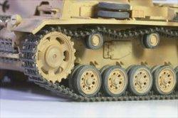 画像2: KAIZEN[KZ-PZ-400M] 1/35 III/IV号戦車 40cm中期型連結可動履帯 kgs61/400/120