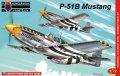 KPモデル[KPM0029]1/72 P-51Bマスタング