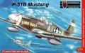 KPモデル[KPM0030]1/72 P-51Bマスタング マルコムキャノピー