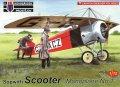 KPモデル[KPM0165]1/72 ソッピーススクーター「単葉機No.1」