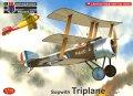 KPモデル[KPM0183]1/72 ソッピーストライプレーン「エースパイロット」