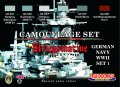 ライフカラー[CS-09]Camoufla Set