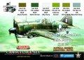 ライフカラー[XS-02]WWII Royal Australian Air Force SET2
