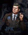 ライフミニチュア[LM-B016] 1/10 第35代アメリカ大統領 J・F・ケネディー
