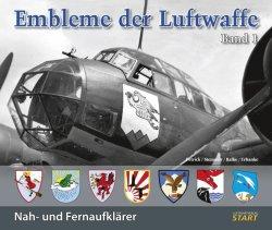 画像1: ルフトファートファラークスタート[EDL-Vol.1]ルフトヴァッフェの部隊エンブレム 1 -戦術および戦略偵察部隊-
