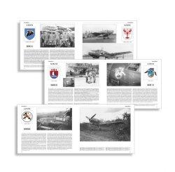 画像2: ルフトファートファラークスタート[EDL-Vol.1]ルフトヴァッフェの部隊エンブレム 1 -戦術および戦略偵察部隊-