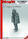マイム[MAiM35482]Old Beggar / 1:35