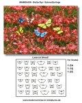 マイム[MAIM35498]Butterflys / Schmetterling / 1:35