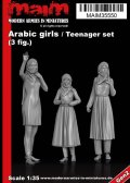 マイム[MAIM35550]Arabic Girls (3 Figures) / 1:35