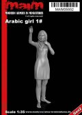 マイム[MAIM35552]Arabic Girl / Teenager #1 / 1:35