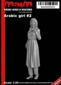 マイム[MAIM35553]Arabic Girl / Teenager #2 / 1:35