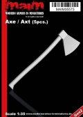 マイム[MAIM35573]Axe (5pcs) / 1:35