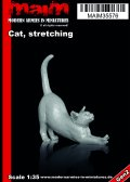 マイム[MAIM35576]Cat stretching / 1:35