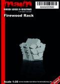 マイム[MAIM35580]Firewood Rack / 1:35