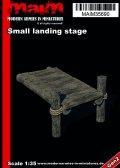 マイム[MAIM35690]Small landing stage / 1:35