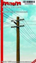 マイム[MAIM35692]Power Pole / 1:35