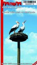 マイム[MAIM35719]Storks with nest on stork pole / 1:35