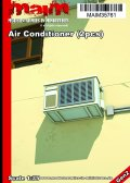 マイム[MAIM35761]Climatic Wall mounted (2pcs) / 1:35