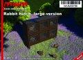 マイム[MAIM35786]Rabbit hutch, large Version / 1:35