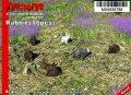 マイム[MAIM35788]Rabbits (6pcs) / 1:35