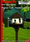 マイム[MAIM35789]Pigeon Loft / 1:35