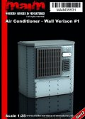 マイム[MAIM35531]Air Conditioner - Roof + Wall Verison #1 / 1:35