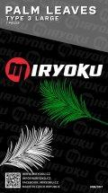 ミリョク[MIR007]ヤシ科の葉Ver.3 スモール