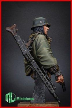 画像2: MJ Miniatures[MJ09-002]1/9 武装親衛隊擲弾兵 アルデンヌ