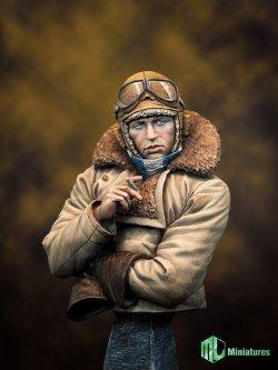画像2: MJ Miniatures[MJ10-006]1/10 英陸軍航空隊パイロット WWI