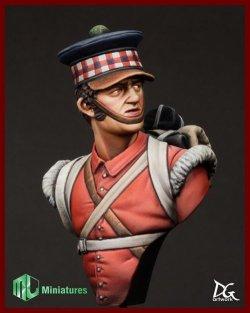 画像2: MJ Miniatures[MJ16-001]1/16 英歩兵 第91連隊 1864