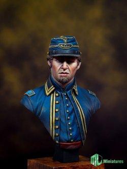 画像2: MJ Miniatures[MJ16-004]1/16 第155ペンシルバニア義勇兵大尉 1864