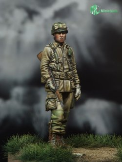 画像2: MJ Miniatures[MJ35001]1/35 WWII 米 空挺兵 (1)