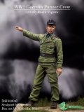 MJ Miniatures[MJ35004]1/35 WWII独 戦車兵