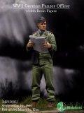 トリファクトリー[MJ35005]1/35 WWII独 戦車部隊将校
