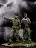MJ Miniatures[MJ35006]1/35 WWII 戦車兵セット(2体セット)